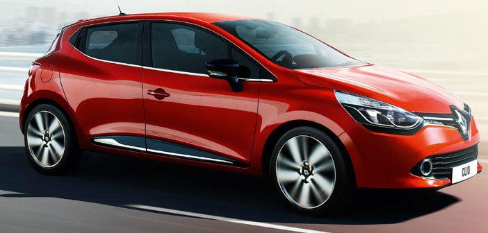 Location de voiture Renault Clio IV, véhicule à louer dans la catégorie citadine disponible chez Rentacar Guadeloupe.