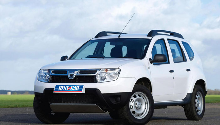 Dacia Duster, location Rentacar
